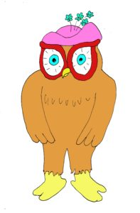 Miss Rosie Owl